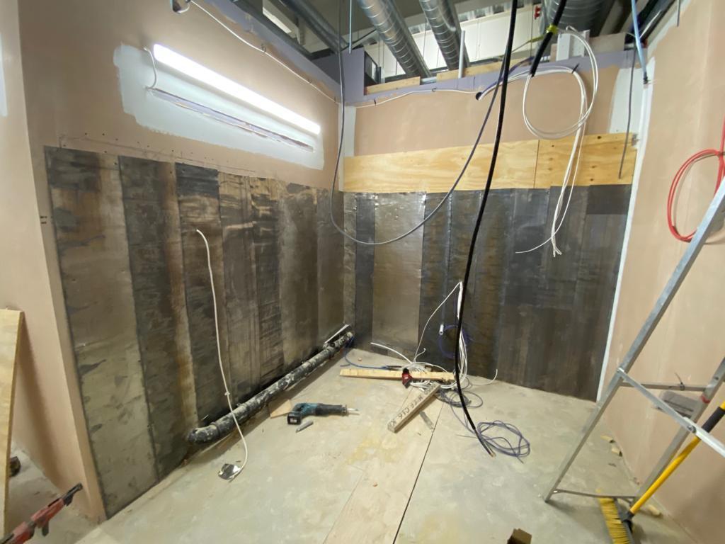 construction works at nhs my dentist halifax