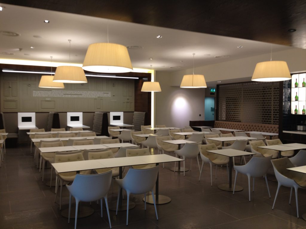 mancunian restaurant man city hospitality