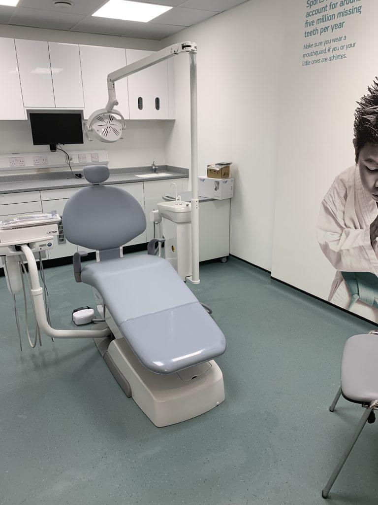 dental room nhs my dentist halifax