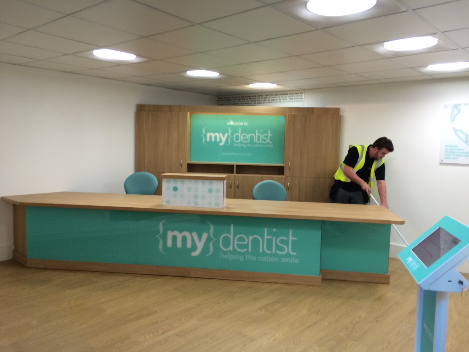 idh group brand relaunch mydentist
