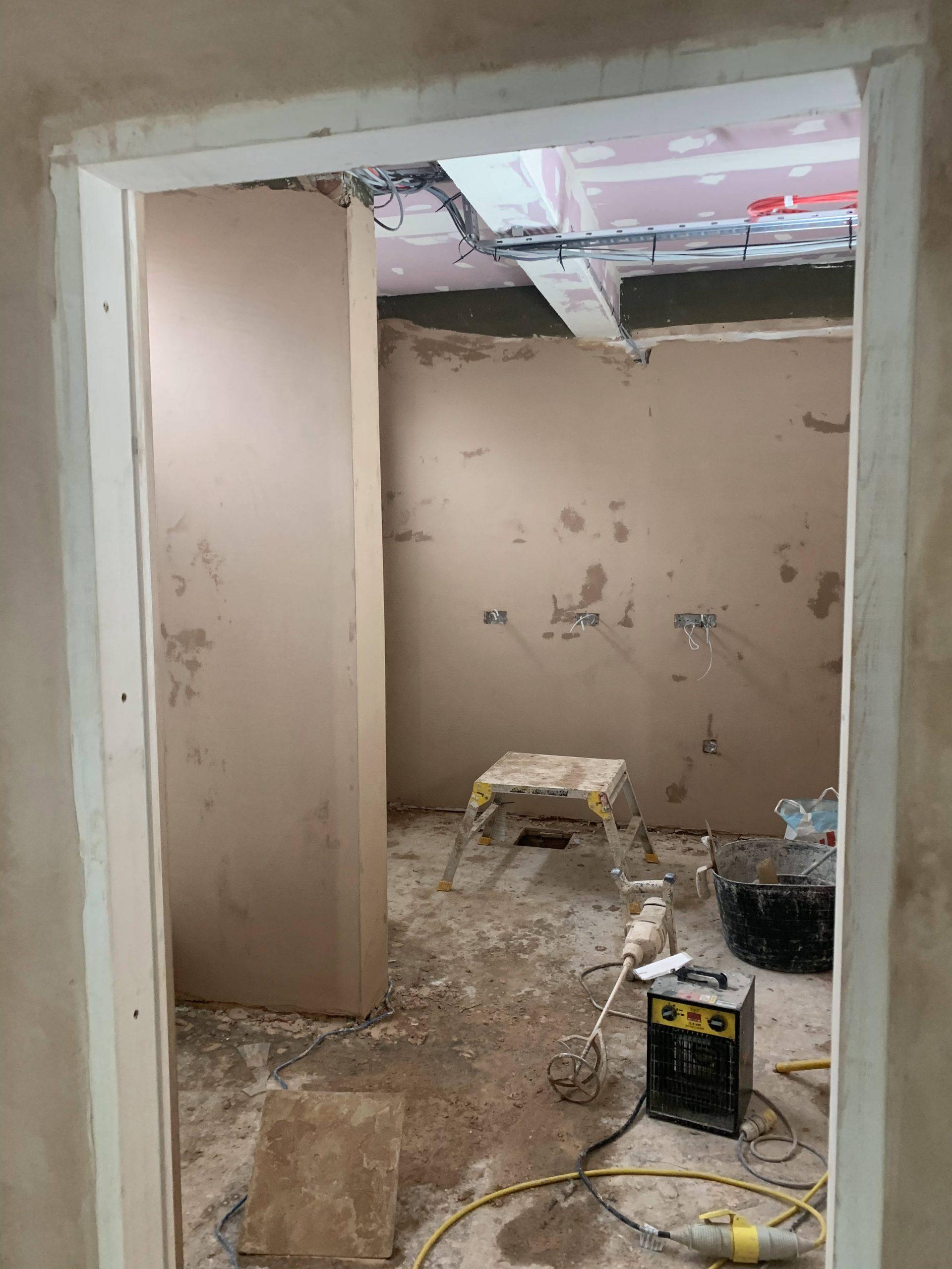 building renovation broomhill dental sheffield