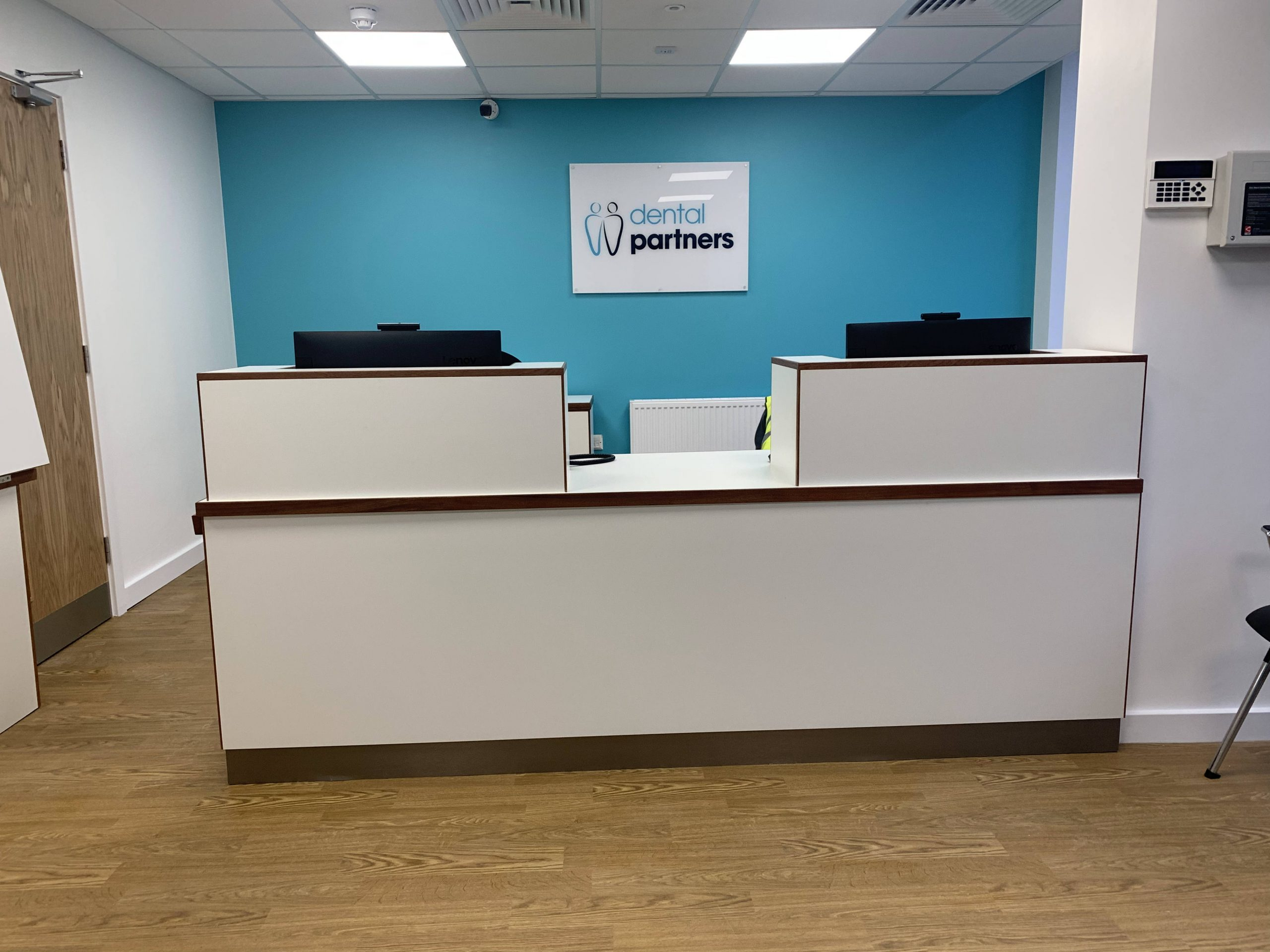 new reception broomhill dental sheffield
