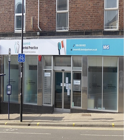 dentist fit out broomhill dental