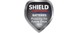 Shield batteries logo