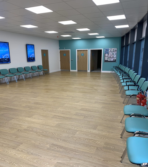 halifax dental surgery fit out