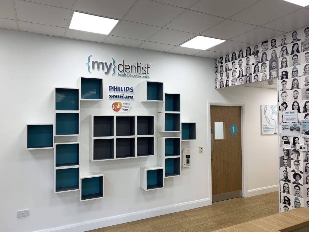 reception area my dentist halifax