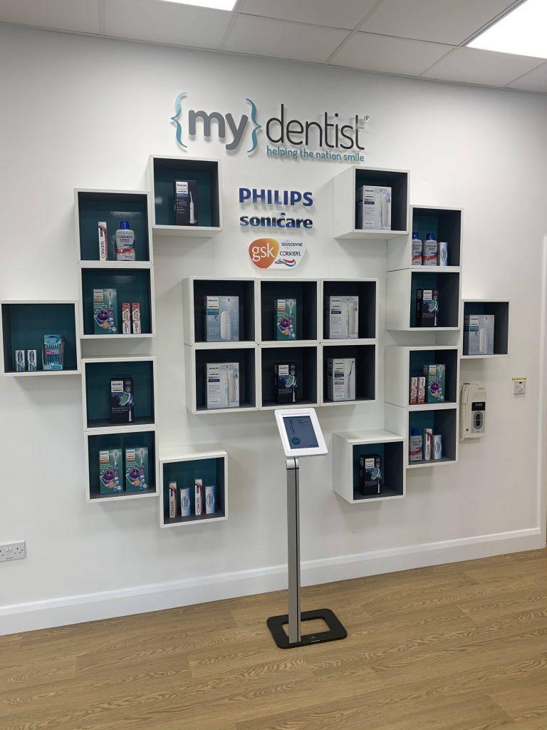 focal wall my dentist halifax