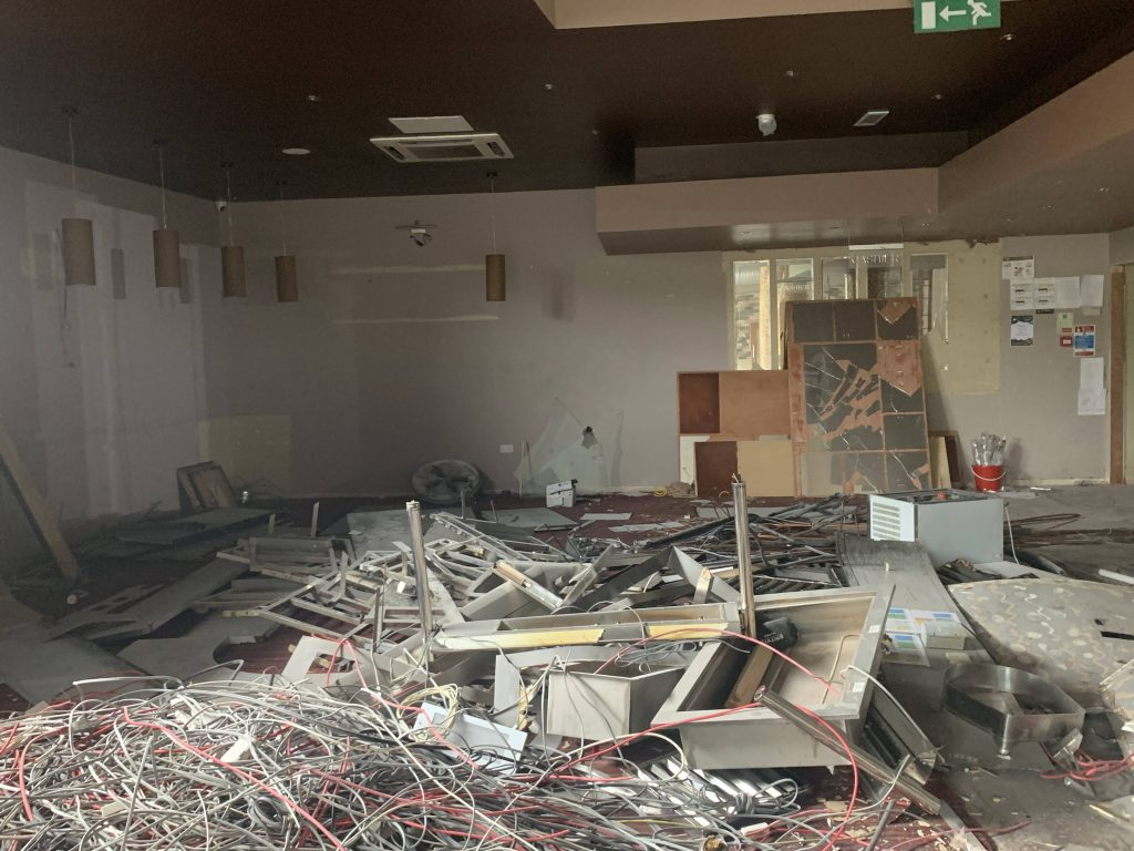 rip out works chinese buffet halifax