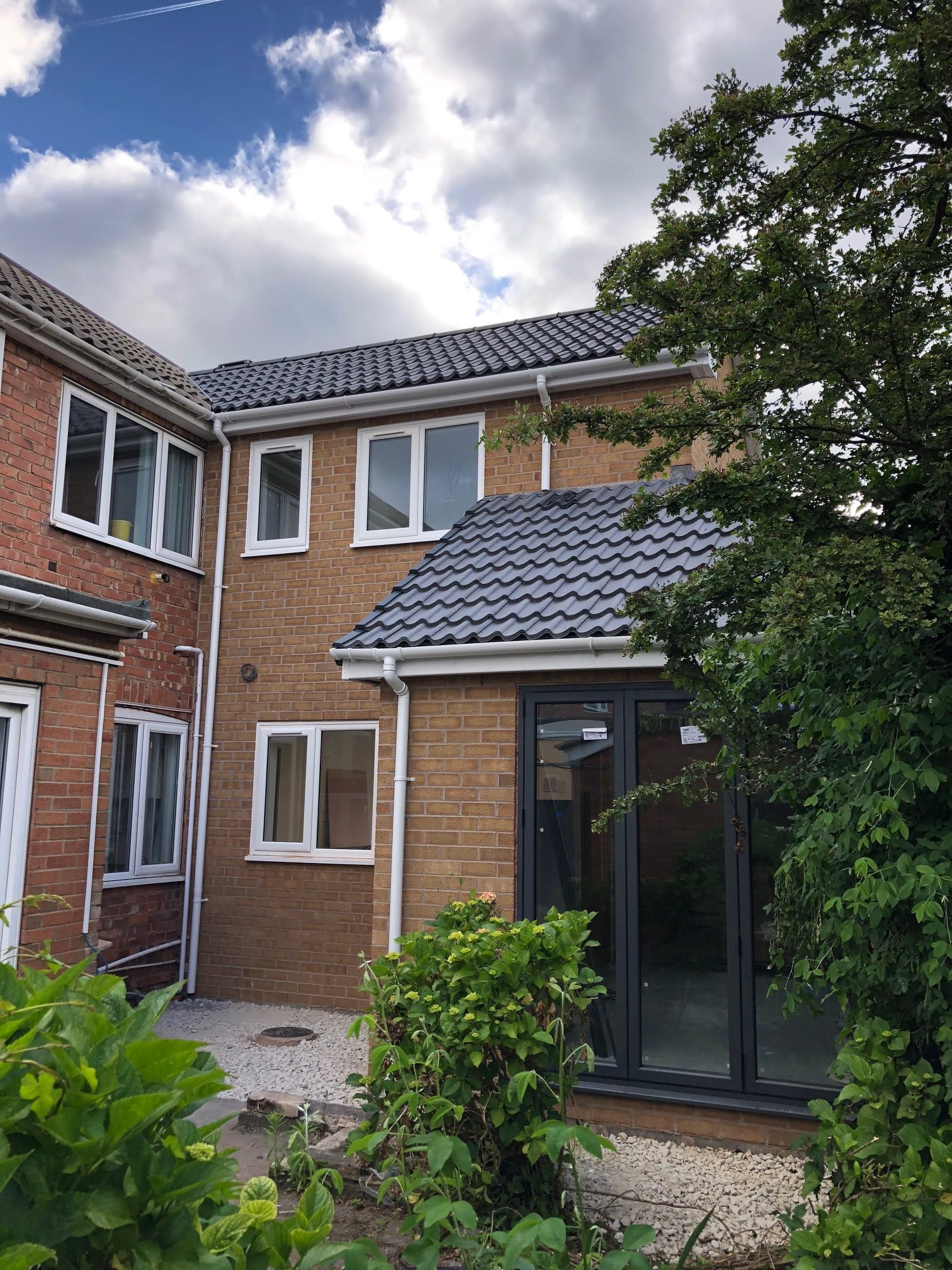 ceompleted rear extension my dentist formby