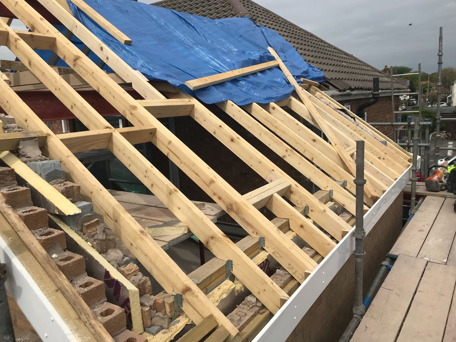new roof installation my dentist formby